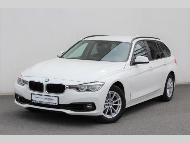 BMW Řada 3 318i Touring kombi benzin