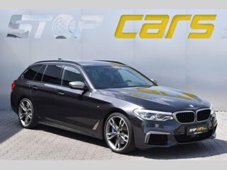BMW Řada 5 3.0 d xDrive kombi nafta - 1