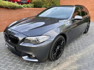 BMW Řada 5 520d xDrive M-SPORT,NAVIGACE,PANORAMA kombi nafta