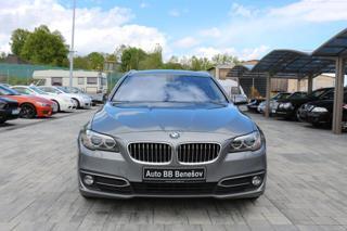 BMW Řada 5 520d, 190 PS,kůže, automat, Head up kombi