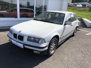 BMW Řada 3 2,5 2,5D TOURING kombi nafta