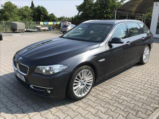BMW Řada 5 2,0 525D 160kw Luxury kombi nafta