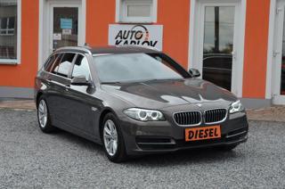 BMW Řada 5 520d Touring 8AT INDIVIDUAL kombi