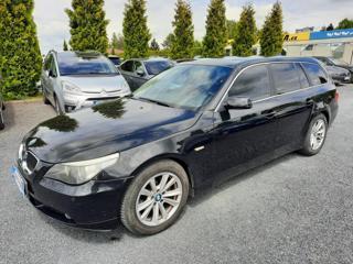 BMW Řada 5 530XD 170kW AUTOMAT kombi