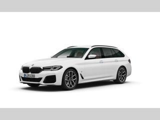 BMW Řada 5 520d xDrive Touring kombi nafta - 1