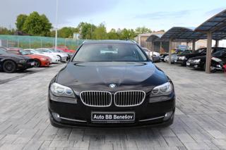 BMW Řada 5 520d kombi, kůže, navi, kombi