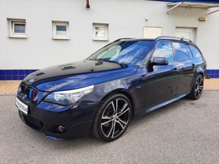 BMW Řada 5 530xd M-Paket HUD,PANO,NAVI kombi nafta