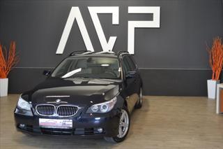 BMW Řada 5 525Xi*Výhřev*Kůže*Panor*2Xalu kombi benzin