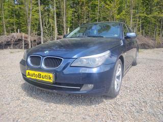 BMW Řada 5 525d 145 KW Touring kombi