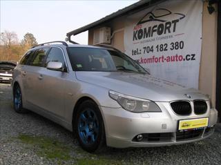 BMW Řada 5 2,5   525D TOURING AUT. kombi nafta