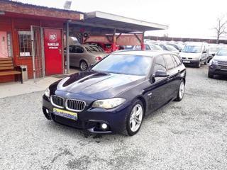 BMW Řada 5 ČR 3.0D 190KW M 4x4 NAVI – CEB kombi nafta