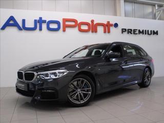 BMW Řada 5 3,0 540i M-Paket H/K Panorama kombi benzin