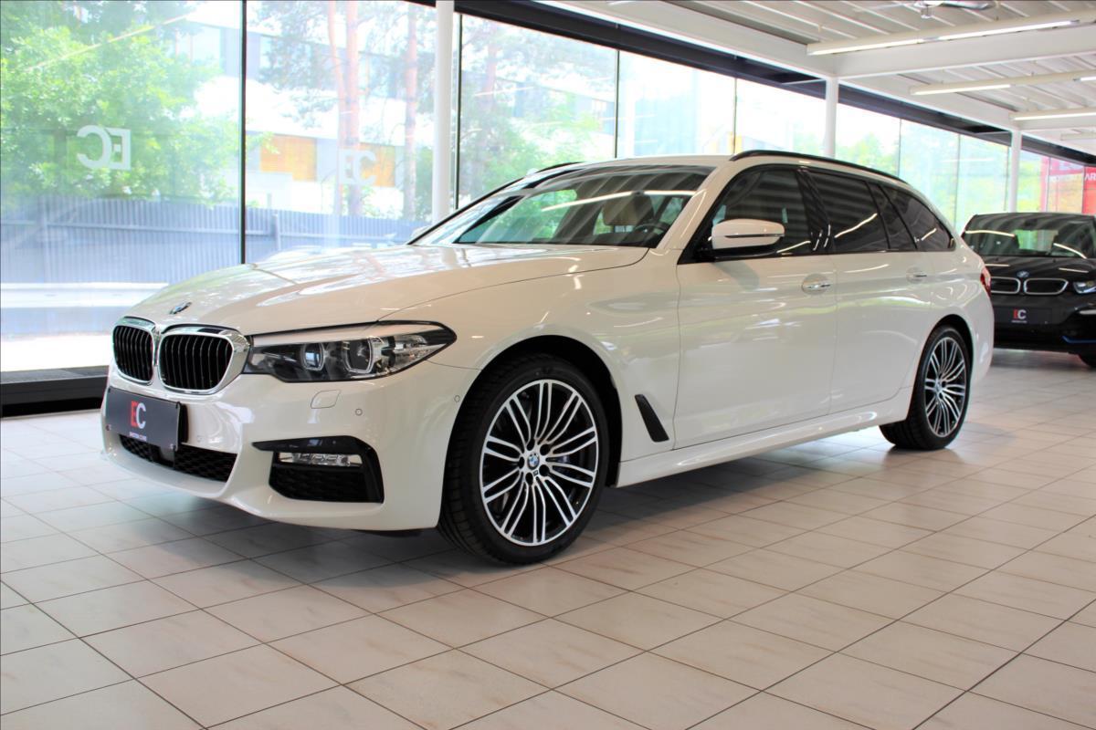 BMW Řada 5 540i Xdrive M-Sport ACC/Nezávislé/tažné kombi benzin