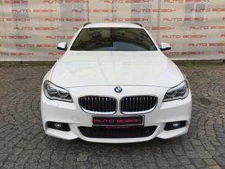 BMW Řada 5 520d xDrive M-Sport,CZ,kůže,LED kombi - 1