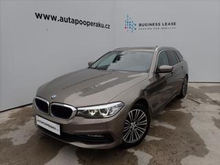 BMW Řada 5 2,0 520d xDrive A8 SportLED+TZ kombi nafta