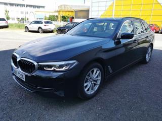 BMW Řada 5 530xd ČR,kůže,rezervováno kombi