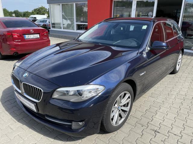 BMW Řada 5 2.0 d Automat kombi nafta