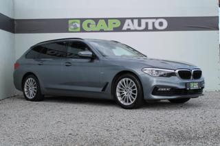BMW Řada 5 520d Sport line, plný servis kombi
