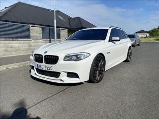 BMW Řada 5 550d, 381 PS+, CEBIA kombi nafta