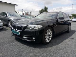 BMW Řada 5 520xd, TOP STAV,KOUP  V CZ!! kombi