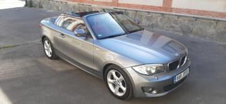 BMW Řada 1 120d KUŽE XENON NAVY AUTOMAT kabriolet