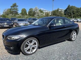 BMW Řada 2 2.0 d d kupé nafta