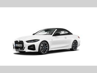 BMW Řada 4 420d Cabrio kabriolet nafta