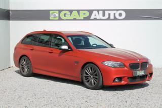 BMW Řada 5 530d, M-paket, DPH kombi