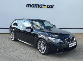 BMW Řada 5 535d M PAKET SERVIS. KNIHA kombi