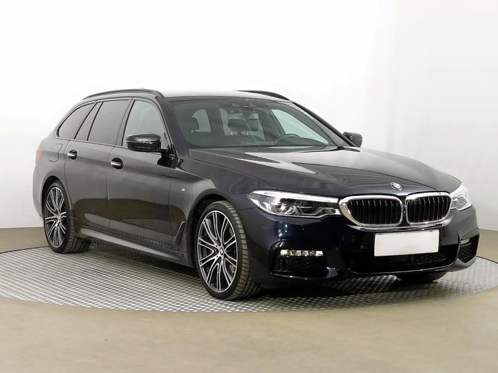 BMW Řada 5 540 d xDrive 235kW kombi nafta