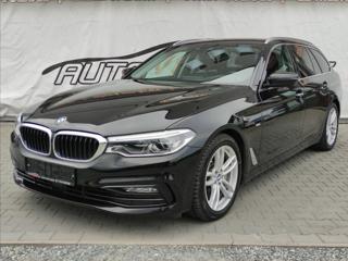 BMW Řada 5 3,0 kombi nafta
