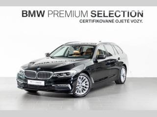 BMW Řada 5 3.0 d Touring kombi nafta