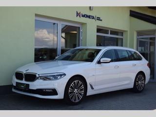 BMW Řada 5 2.0 i Sportline kombi benzin