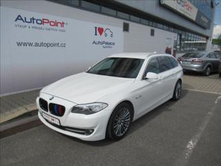 BMW Řada 5 2,0 520D AT SERVIS BMW NAVI kombi nafta