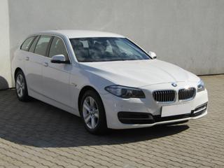 BMW Řada 5 2.0 D, Serv.kniha kombi nafta