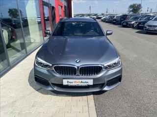 BMW Řada 5 3,0   540i M Perform ČR PANO H&K kombi benzin