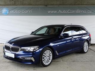 BMW Řada 5 530d xDrive Luxury ČR DPH harman kombi