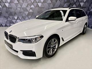 BMW Řada 5 530d xDrive M-SPORT,HIFI,LED,TAŽNÉ kombi nafta