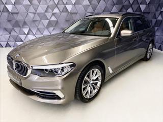 BMW Řada 5 530d xDrive LUXURY LINE,HIFI,KEYLESS,NEZÁVISLÉ kombi nafta