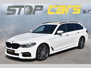 BMW Řada 5 3.0 d Sport xDrive kombi nafta