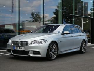 BMW Řada 5 3,0 D  M 550 D xDrive ČR kombi nafta