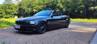 BMW Řada 3 320 CI Cabrio + Hardtop kabriolet
