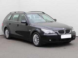 BMW Řada 5 2.5d, Serv.kniha kombi nafta