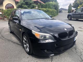BMW Řada 5 535D , 200KW , M-PAKET kombi