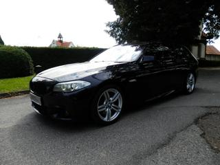 BMW Řada 5 535dA M-Paket, Panorama, Navi kombi
