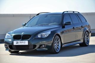 BMW Řada 5 550i V8 M-PAKET / 367 PS / TOP kombi