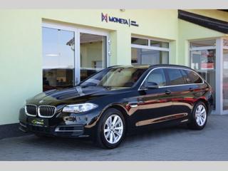 BMW Řada 5 530xD ČR*NAVI*1.MAJ* kombi nafta