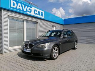 BMW Řada 5 2,5 525d 120kW Aut. klima Kůže kombi nafta