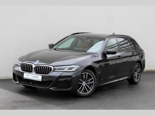 BMW Řada 5 540i xDrive Touring Mpaket kombi benzin