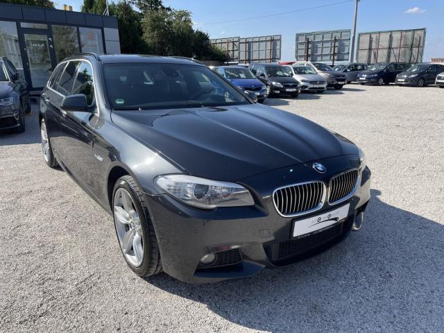 BMW Řada 5 530D 190kW M-Paket kombi nafta